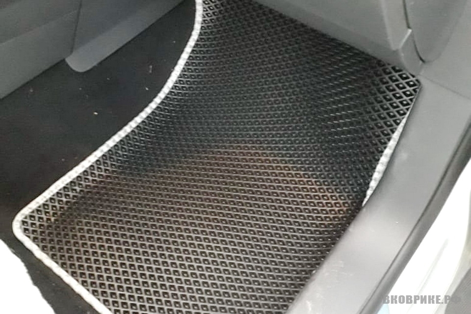 Коврики ЭВА в салон для Volkswagen Caddy