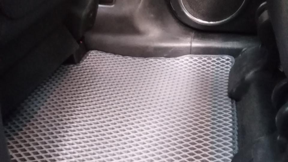 Коврики в салон для Chevrolet Captiva C140 2013